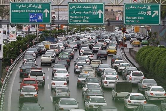 اختلال اینترنت و ترافیک بزرگراهی در تهران به هم ربط دارند؟