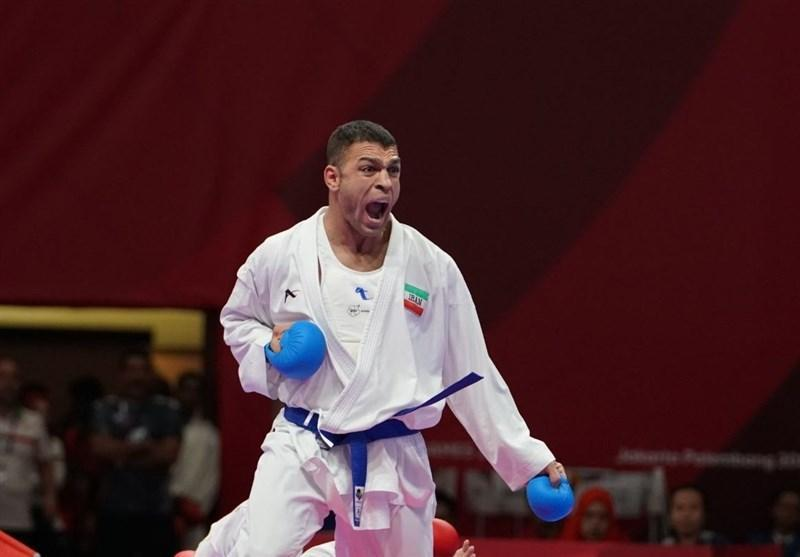 لیگ جهانی کاراته وان پاریس، تلاش پورشیب در جدول شانس مجدد و حذف گنج زاده و عرب در گام نخست