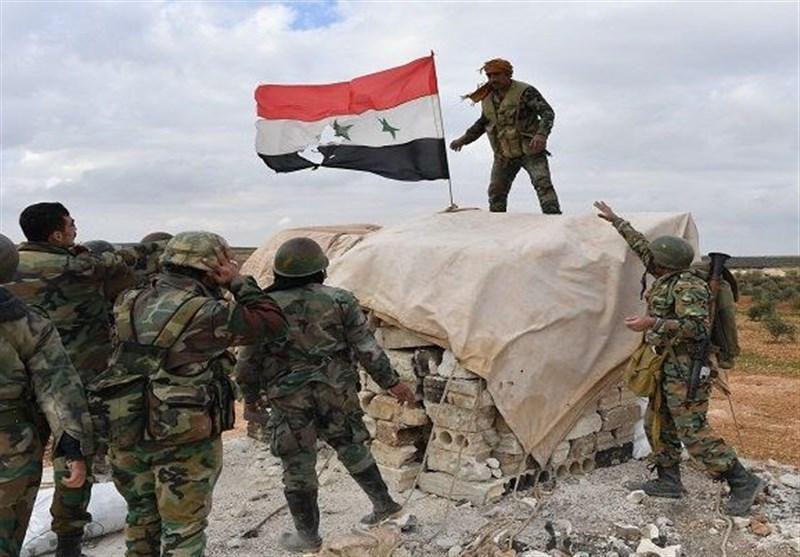 پیشروی های جدید ارتش سوریه در حومه ادلب