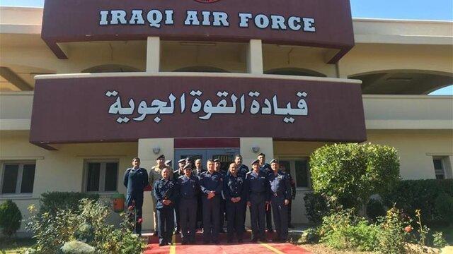 مذاکره عراق با پاکستان برای آموزش خلبانی
