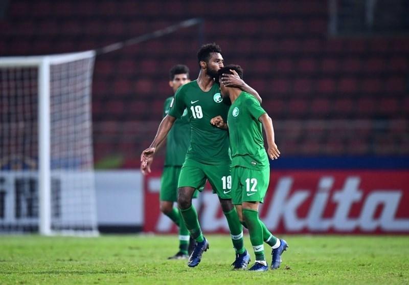 تقدیر از امیدهای عربستان بابت صعود به المپیک