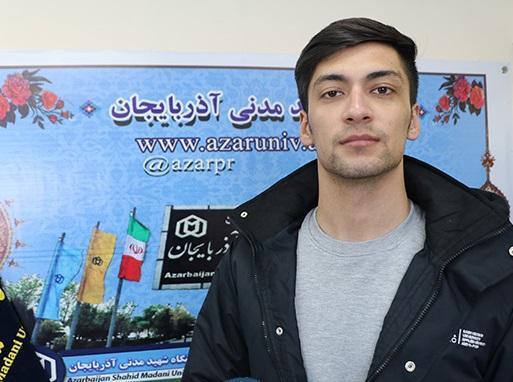 دانشجوی دانشگاه شهید مدنی؛ با استقامت ترین ورزشکار زورخانه ای ایران