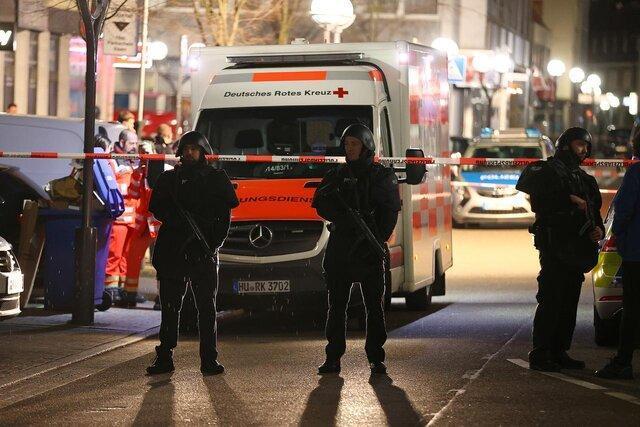 هشت نفر در تیراندازی نزدیک فرانکفورت آلمان کشته شدند