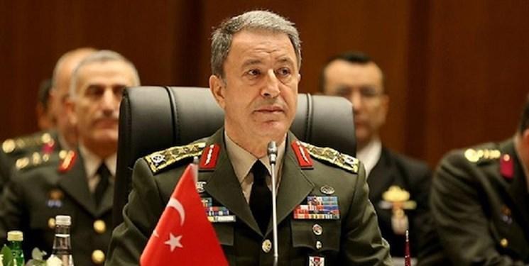 وزیر دفاع ترکیه، از احتمال ارسال سامانه موشکی پاتریوت به ادلب اطلاع داد