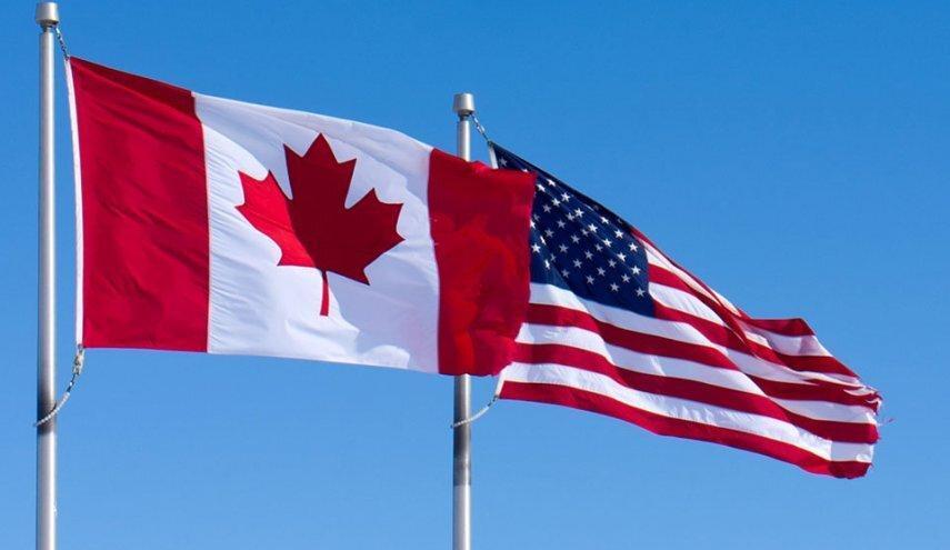 سفرهای غیرضروری میان آمریکا و کانادا ممنوع می گردد