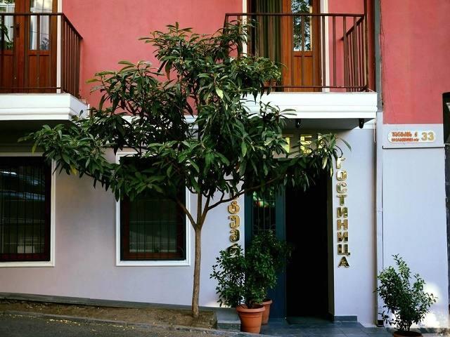 هتل آرگو پالاس تفلیس و عکس و رزرو