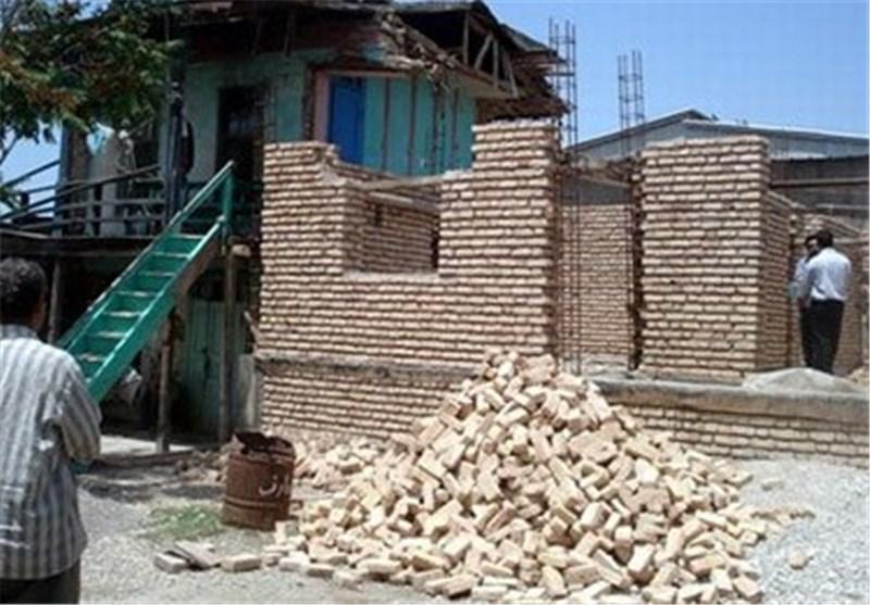 35 واحد مسکونی روستایی در سلماس مقاوم سازی شد