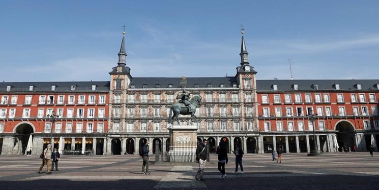 ابتلای 2 هزار نفر دیگر به کرونا در اسپانیا