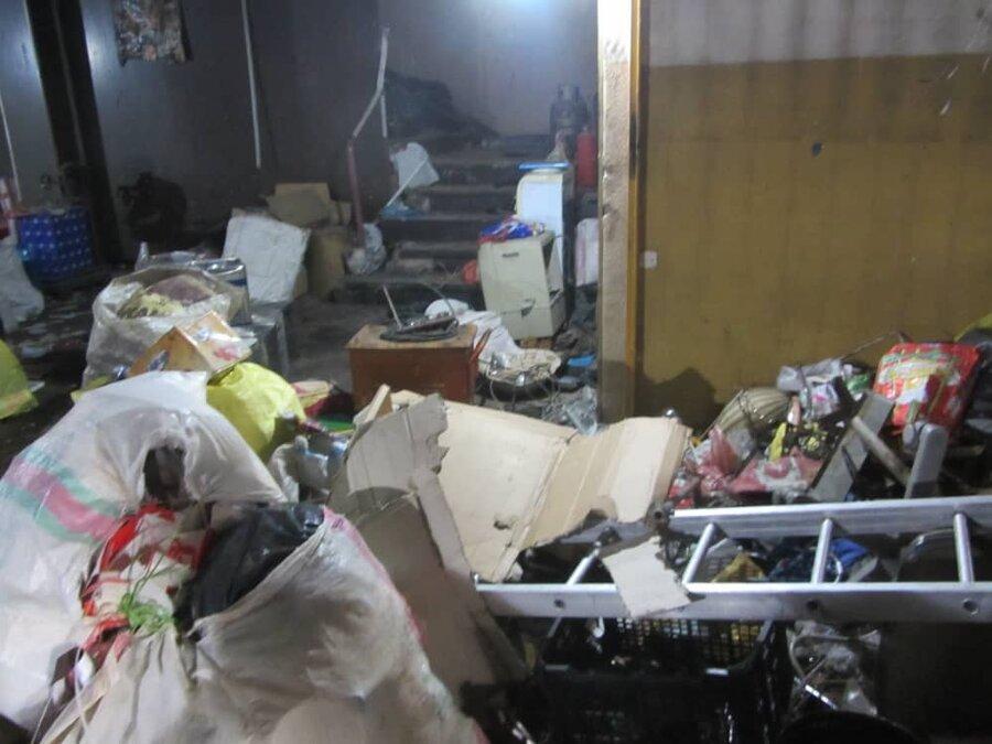 برچیدن بساط بازیافتی های غیر مجاز