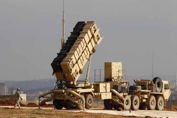 تروریست های آمریکایی در عراق سیستم های پاتریوت را مستقر می کنند