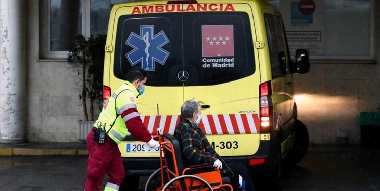 ادامه سیرنزولی قربانیان کرونا در انگلیس و اسپانیا