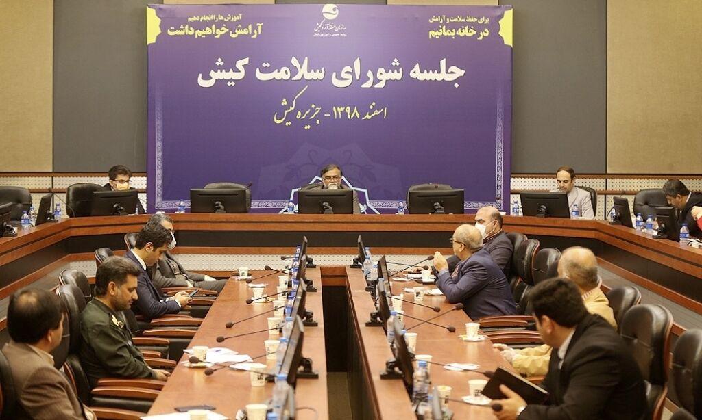 خبرنگاران مردم بر اجرای مصوبات شورای سلامت نظارت نمایند