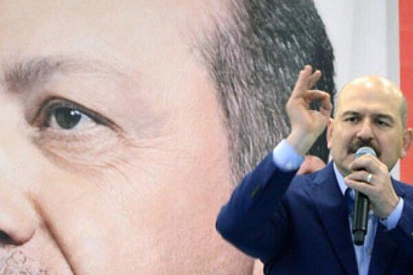 راز مخالفت اردوغان با استعفای وزیر کشور ترکیه