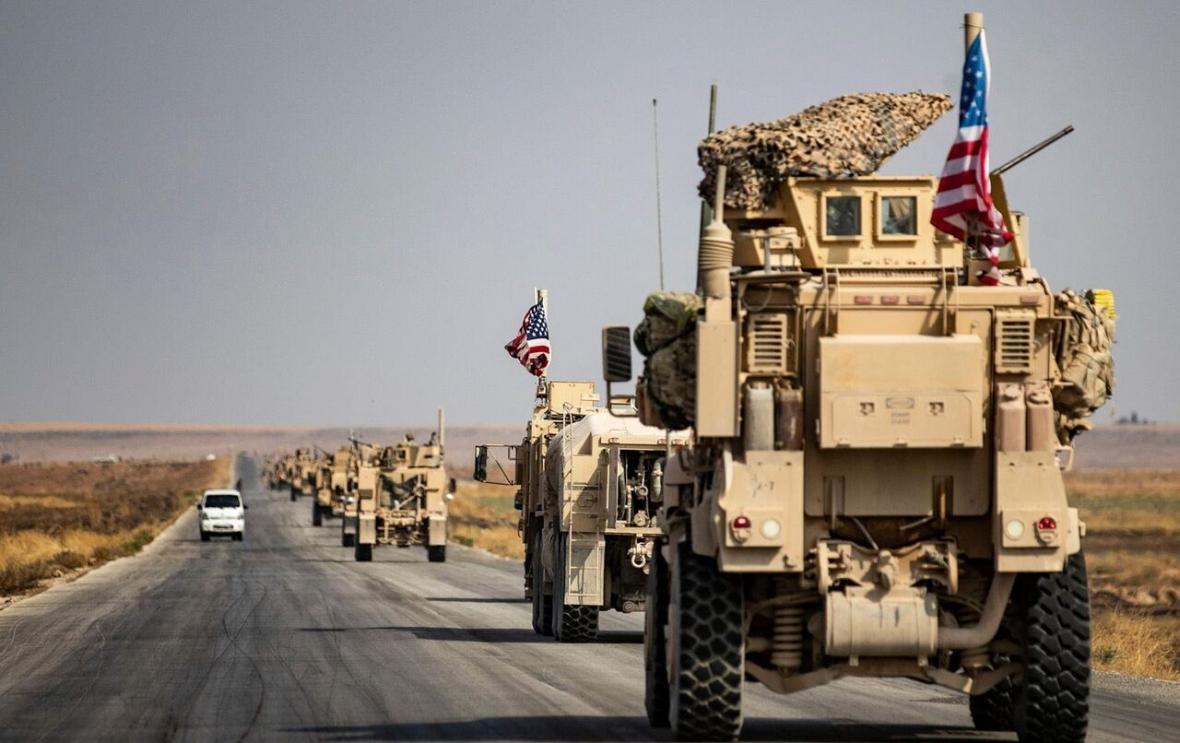 خبرنگاران سازمان بدر از تحرکات آمریکا در مرز عراق و سوریه پرده برداشت