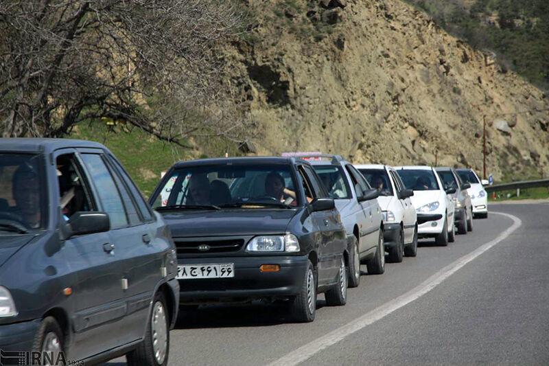 خبرنگاران ترافیک جاده ای خراسان رضوی افزایش یافت