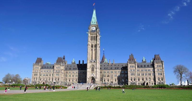 خبرنگاران پارلمانتاریسم در کانادا