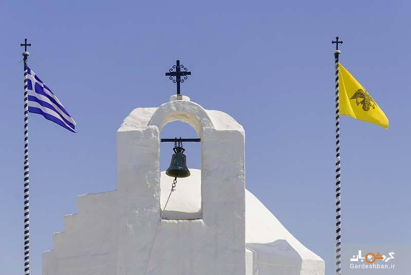 جزیره اجینا، یادآور جنگ های ایران و یونان، عکس