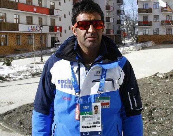 ساوه شمشکی: افتخاری از اسکی می رود اما من می مانم