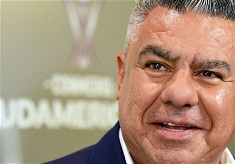 تاپیا رئیس فدراسیون فوتبال آرژانتین شد