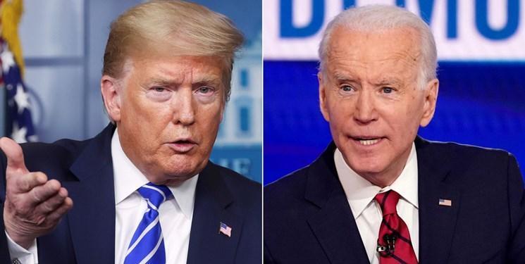 ترامپ در نظرسنجی های انتخاباتی وارد شرایط خطر شد