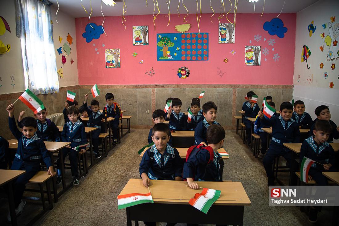 سناریوهای آموزشی برای تحصیل دانش آموزان در مناطق سفید، زرد و قرمز