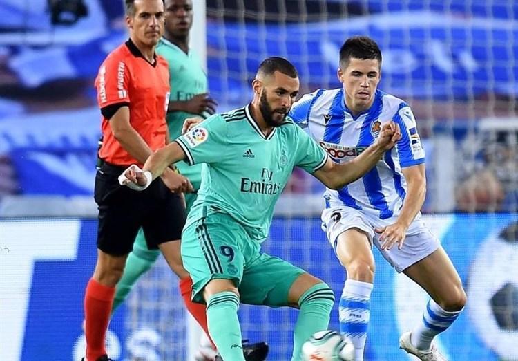صعود رئال مادرید به صدر لالیگا