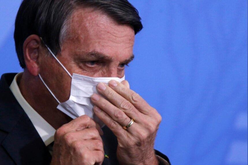 ترامپ برزیل به خبرنگار: دلم می خواهد دهانت را با مشت خرد کنم