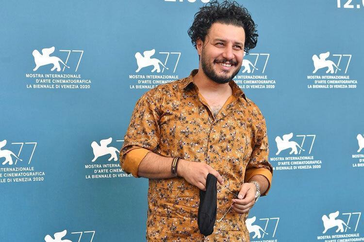 تصاویر ، مجید مجیدی و جواد عزتی در جشنواره فیلم ونیز