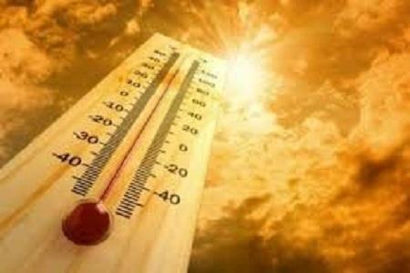 ماندگاری هوای گرم در اغلب مناطق کشور ، رگبار باران و رعد و برق در چند استان