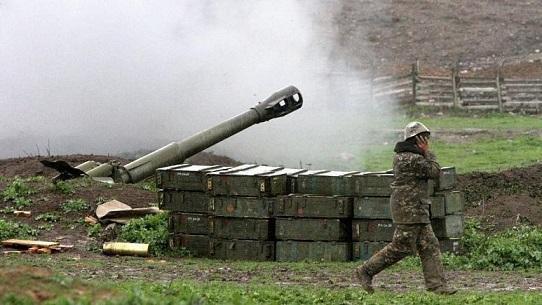 درگیری های شدید ارمنستان و آذربایجان بر سر قره باغ