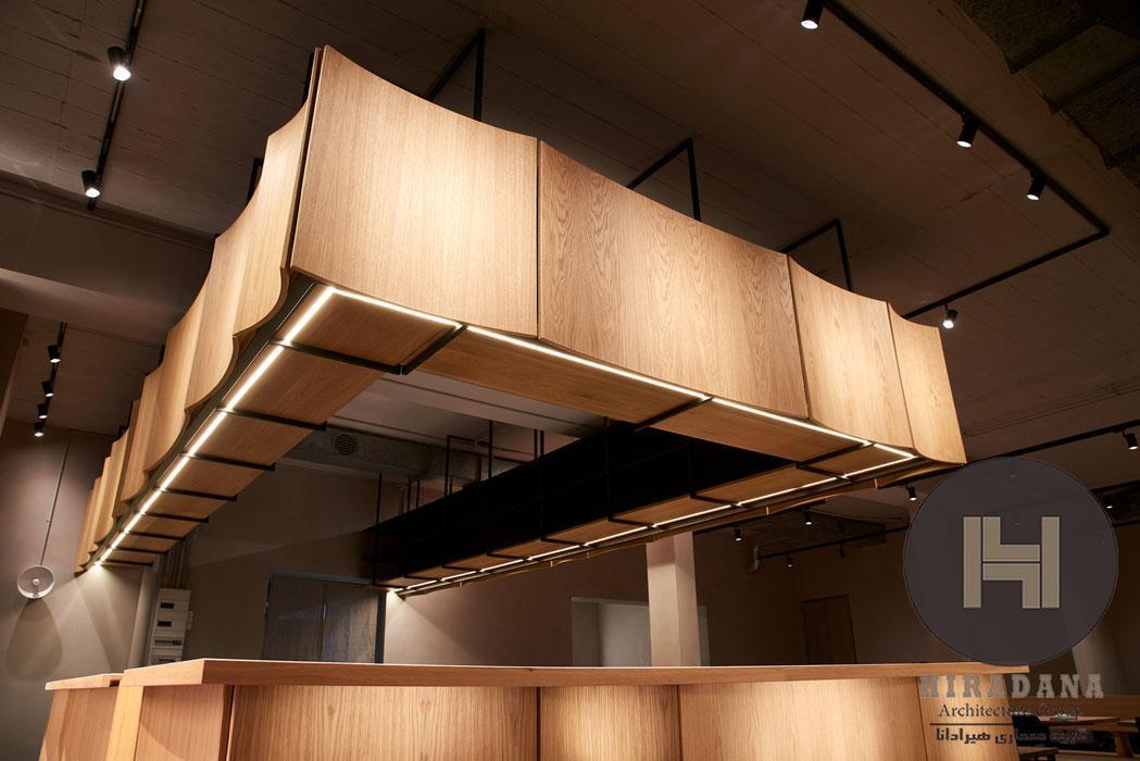 بازسازی و دکوراسیون داخلی رستوران کپنهاگن دانمارک