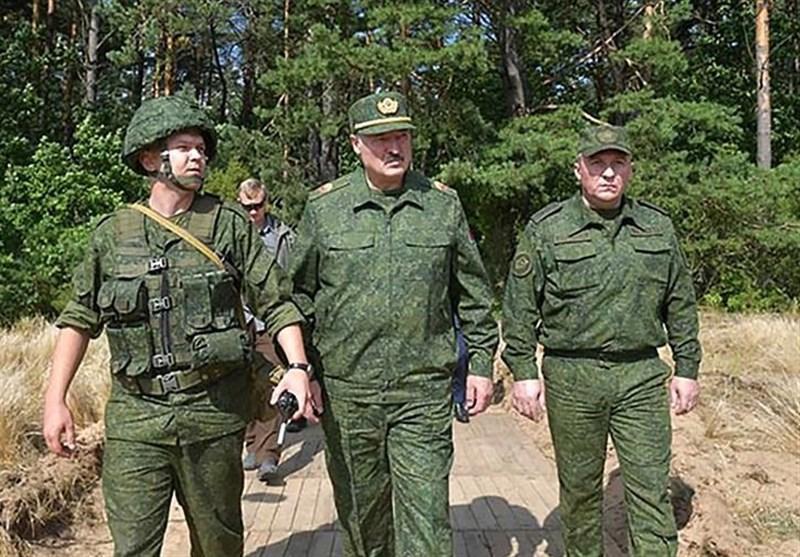 هشدار لوکاشنکو به ناتو: بدون هشدار به هر نقضی واکنش نشان می دهیم