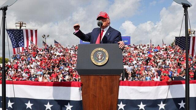 بایدن رئیس جمهور گردد، شاهد حملات مشابه فرانسه در آمریکا خواهیم بود