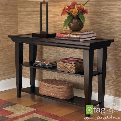 میز کنسول زیبا و شیک در مدل های کلاسیک و مدرن با طراحی جدید