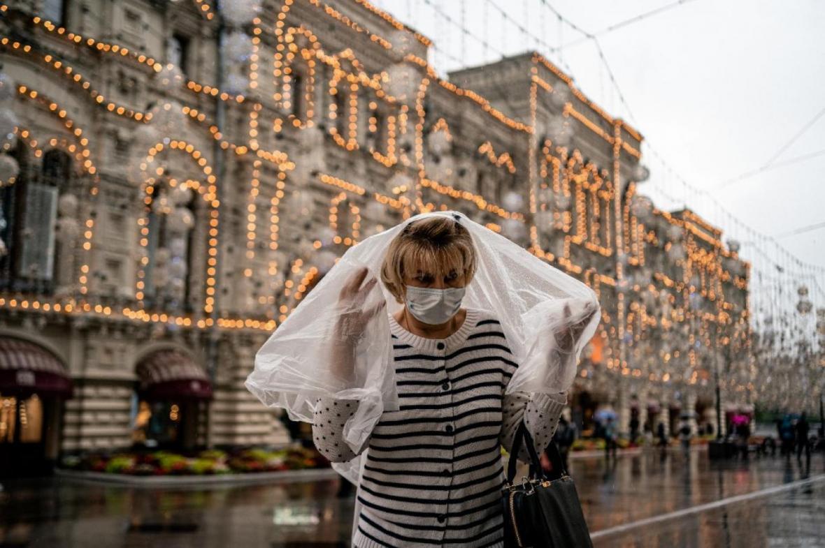 ماسک در هوای بارانی کم اثر است