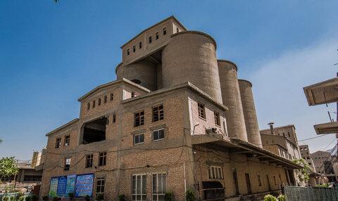 با این کارخانه تهران ساخته شد