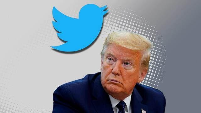 خبرنگاران آوردگاه توییتر با ترامپ در انتخابات 2020