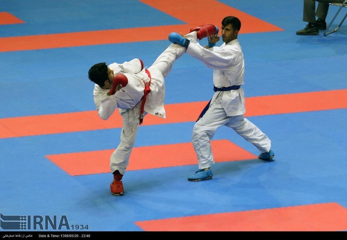 خبرنگاران اردوی تیم ملی کاراته از فردا شروع می گردد
