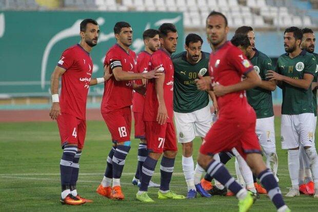 سرخ های پرطرفدار در استادیوم سوت و کور، ملاقات بازنده ها در اصفهان