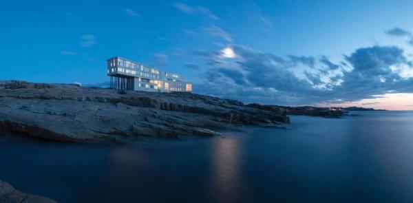 مقاله: مهمانخانه جزیره فوگو کانادا