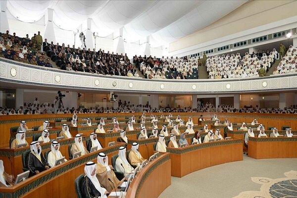 سوگند اعضای کابینه جدید کویت