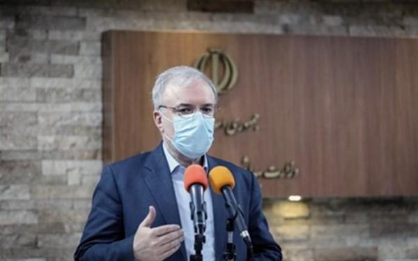 وزیر بهداشت:موج سوم کرونا در کشور مهار شد