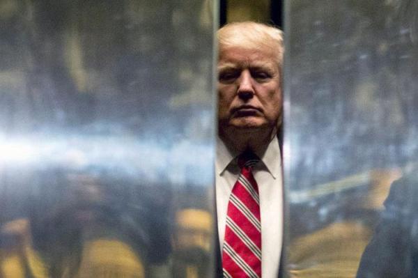 ترامپ عقلش را از دست می دهد!