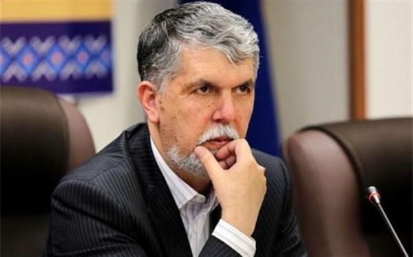 وزیر فرهنگ درگذشت ایرج اصغری شاعر مازندرانی را تسلیت گفت