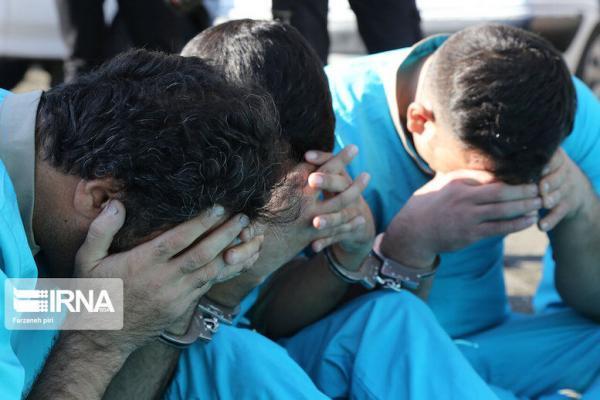 خبرنگاران عوامل نزاع در میدان 17 شهریور کرمانشاه دستگیر شدند