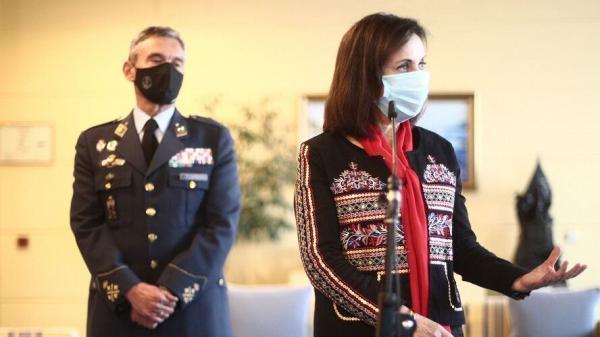واکسیناسیون زودهنگام دلیل استعفای مقام ارشد نظامی اسپانیا