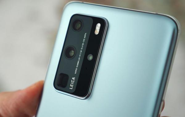 دوربین هواوی P50 احتمالا بزرگترین سنسور را بین گوشی های موبایل خواهد داشت