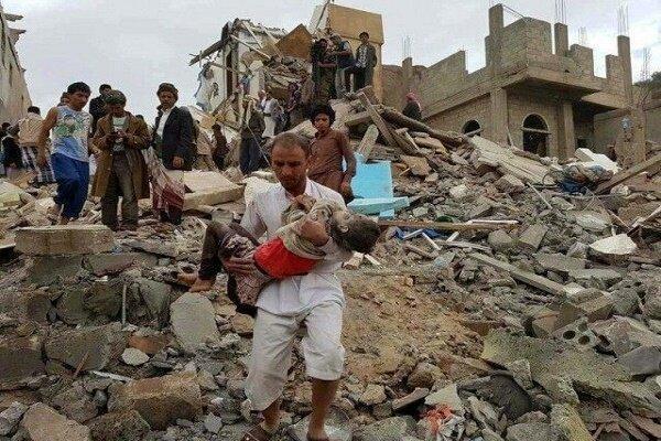 جنگنده های سعودی استان صعده یمن را به شدت بمباران کردند