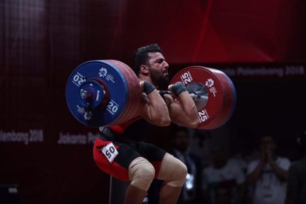 مسابقات وزنه برداری گزینشی المپیک تمدید شد