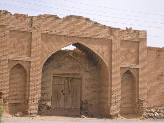شائبه ها در مورد ساخت و ساز در حریم قلعه فردانبه